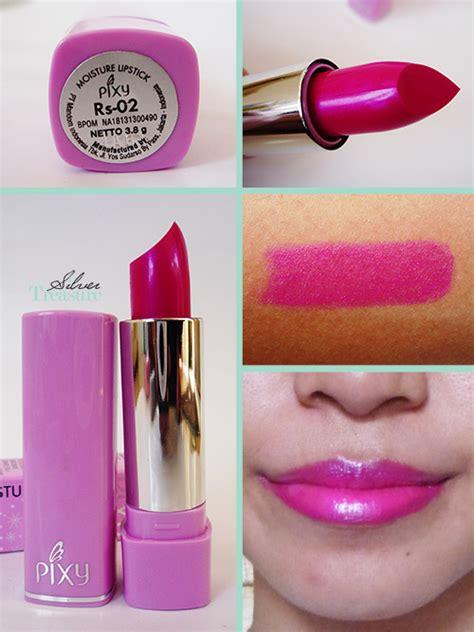Lipstik Pixy Moisturizer pixy moisture lipstick rs 02 silver treasure