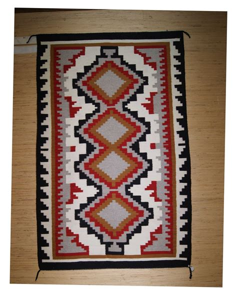 Ganado Rugs by Ganado Navajo Saddle Blanket