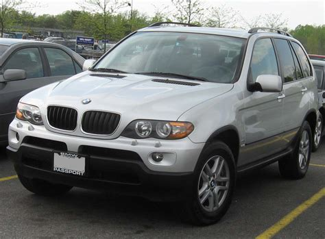 Bmw X5 2004 by File 2004 06 Bmw X5 Jpg