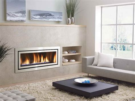 modern fireplace indoor gas wall fireplaces modern propane wall heaters