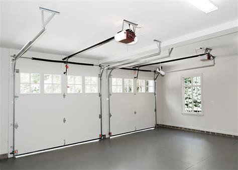 Garage Door Tracks Garage Door Anatomy Parts And Terminology Of Your Garage Door