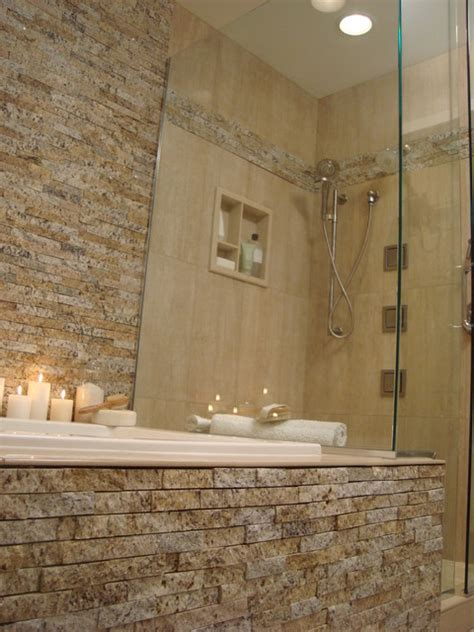 granite bathroom tile bathroom remodel contemporary bathroom indianapolis