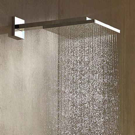 doccia hansgrohe la doccia hansgrohe con i soffioni e doccette laterali