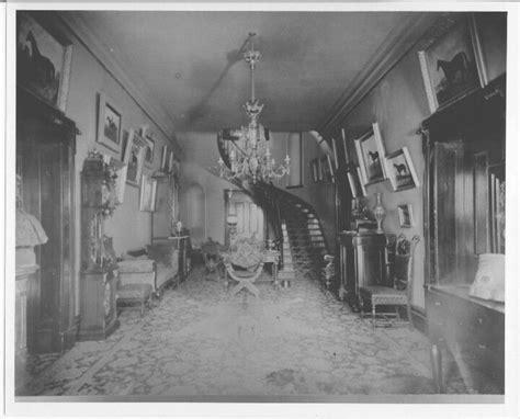 plantation home interiors belle meade plantation david belle meade mansion foyer circa 1940 historic homes of