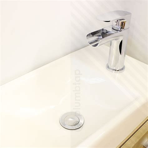 bath tap showers arian india curved waterfall basin mixer and bath shower mixer tap in chrome with waste