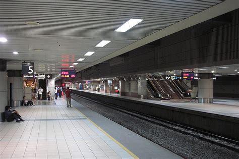 Ktm Kl Sentral Kl Sentral Railway Station Kuala Lumpur