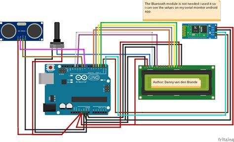arduino code distance sensor arduino hc sr04 ultrasonic distance sensor arduino