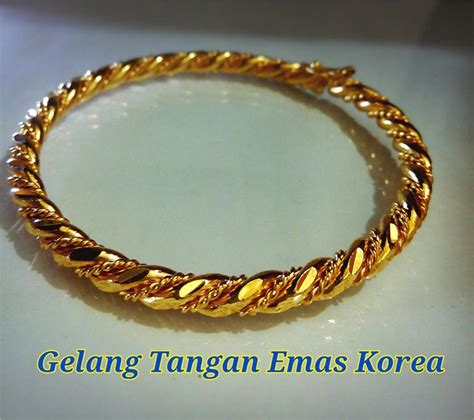 gelang tangan emas korea 8 end 10 14 2017 8 15 pm myt