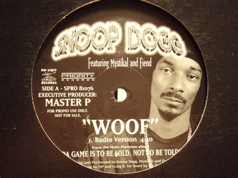 Snoop Dogs Criminal Record Used M 12 Quot Single Snoop Dogg Featuring Mystikal Fiend