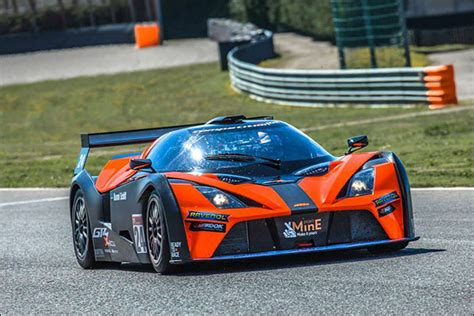 Ktm X Bow Gt4 New Ktm X Bow Gt4 Coupe Breaks Cover Dailysportscar