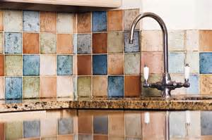 Multi Colored Backsplash - multi colored kitchen backspash kitchen backsplash