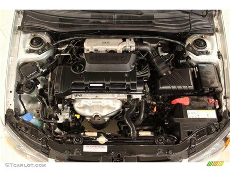 Kia Spectra 2003 Engine 2009 Kia Spectra 5 Sx Wagon 2 0 Liter Dohc 16 Valve Cvvt 4