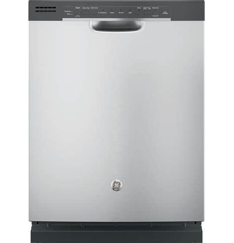 ge dishwasher manual ge 174 dishwasher with front controls gdf520psjss ge appliances