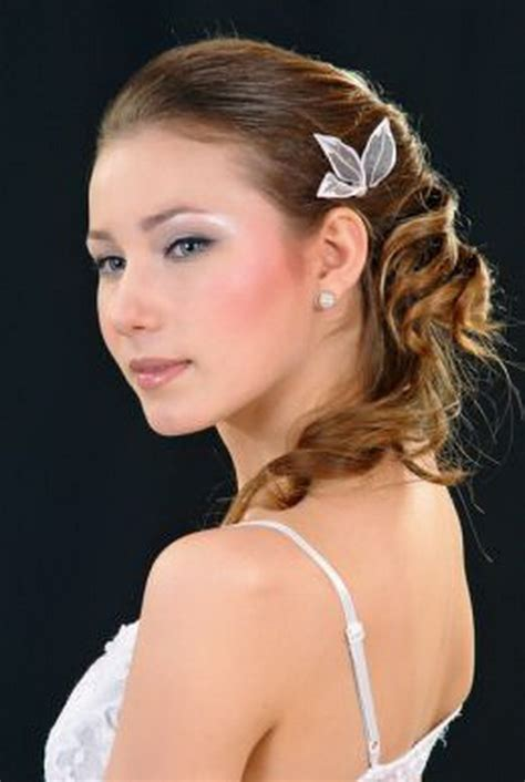 medium length hairstyles for evening prom hairstyles for medium length hair