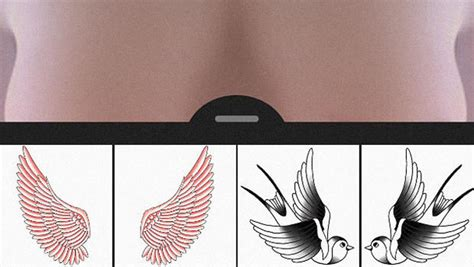 tattoo visualizer app this app helps breast cancer survivors visualize putting