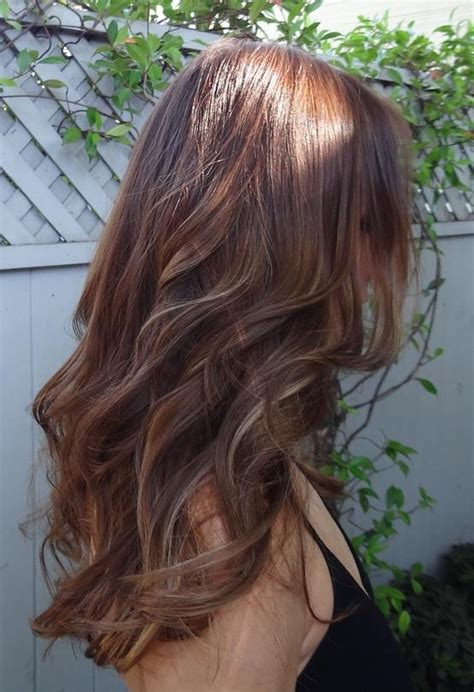 haircuts and colors for brown hair brown hair color long hairstyles how to