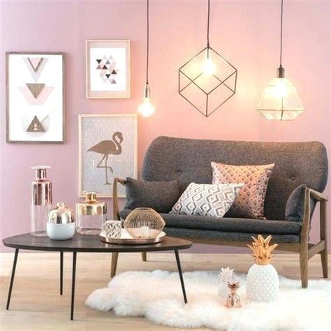 grey living room with pink accents how to decorate with
