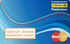 carta di soggiorno documenti da presentare come richiedere la social card documenti necessari 2017