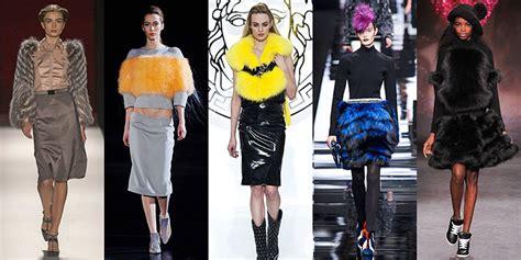 Purple Craze Fall 2007 Trend by Curlitalk Trend Alert The Furs Of Fall Winter 2014 15