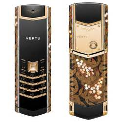 four vertu gold cell phone unveiled in japan extravaganzi