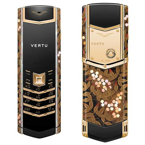 vertu phone vertu gold phone