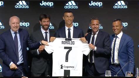 ronaldo juventus conference calvozzo cristiano ronaldo na juventus dita a ordem mundial do futebol goal
