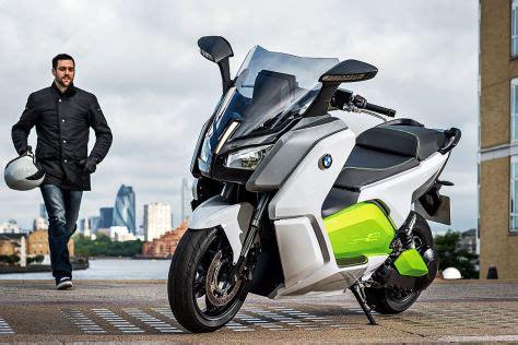 E Motorräder Roller by Bmw Elektroroller C Evolution Autobild De
