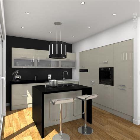 cuisine 馥s 60 cuisine et argile au style design meuble couleur