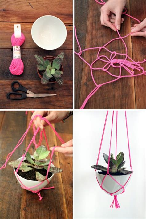 Diy String Projects - try these 40 simple diy string projects now