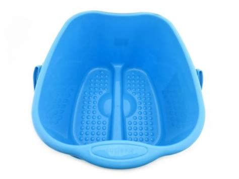 Detox Foot Bath Basin by Ohisu Blue Foot Basin For Foot Bath Soak Or Detox