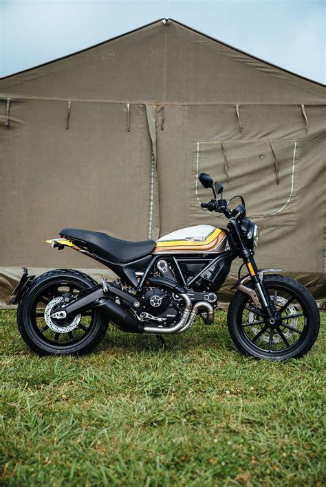 Motorrad Gebraucht Scrambler by Gebrauchte Ducati Scrambler Mach 2 0 Motorr 228 Der Kaufen