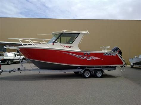 hardtop boats for sale perth new oceanic fabrication 7 5 hardtop power boats boats
