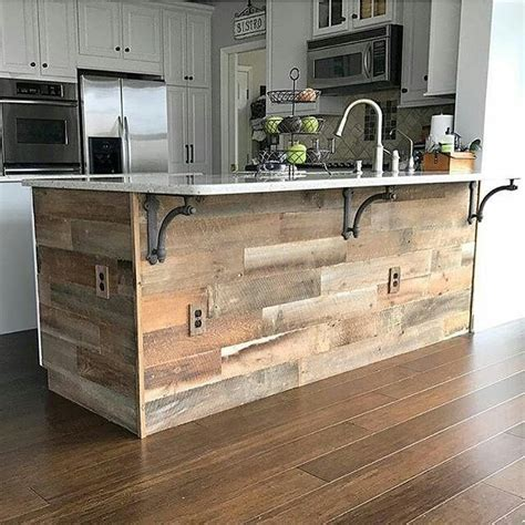 reclaimed kitchen islands 25 best ideas about reclaimed wood countertop on