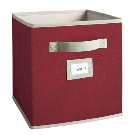 The Drawer Depot by Martha Stewart Living 10 1 2 In X 11 In Barn Fabric