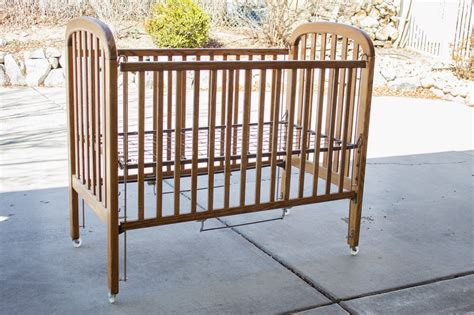crib into toddler bed do it yourself divas diy old crib into toddler bed
