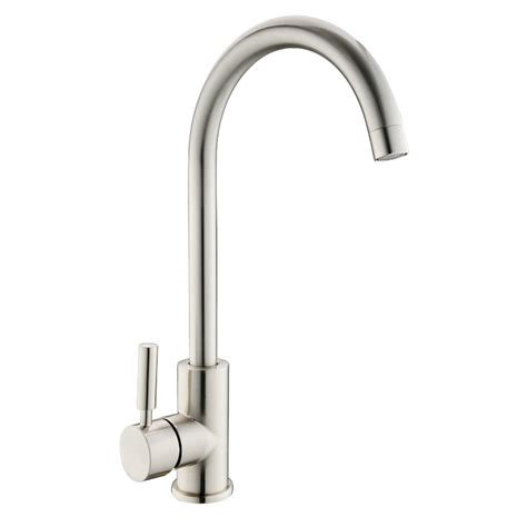 high arch kitchen faucet ufaucet uf 05l qy high arch gooseneck kitchen sink faucet kitchen faucet pull sprayer