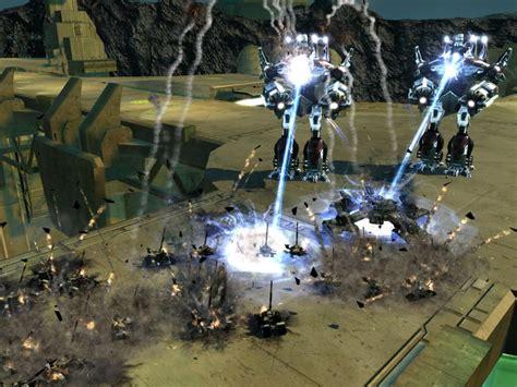 supreme commander 3 supreme commander 2 review gaming nexus
