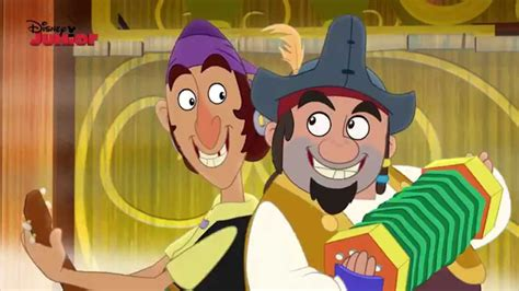 me for me music video virina disney junior youtube captain jake and the never land pirates the great