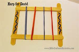 toddler sunday crafts for life of david part 1