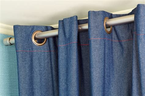 temporary curtain rod 6 smart decorating tips for renters make a temporary spot