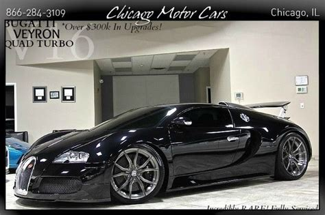 2006 Bugatti Veyron 2dr Coupe for sale