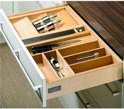 portaposate da cassetto in legno portaposate in legno