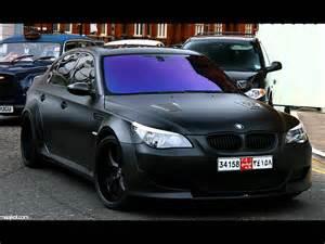 matte black bmw m5 1080p hd