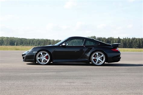 porsche truck 2010 2010 techart 911 turbo aerodynamic kit ii news and