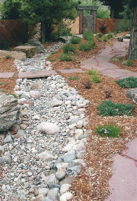 Creek Rock Patio by Patios Rock Work Eclectic Landscape Denver By