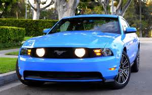 2010 ford mustang gt widescreen car image 10 of 24