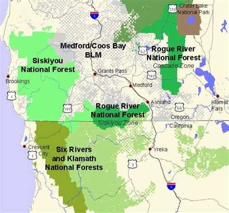 forest service region map forest service region map of us travel maps and major