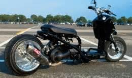 Honda Ruckus Stretch Honda Stretch Ruckus Motorcycle Build By Ka0bit0