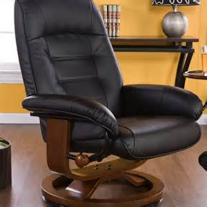 Leather Glider Rocker Recliner Chair With Ottoman Save On Swivel Glider Recliner With Ottoman In Black