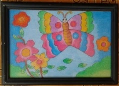 Ikat Pinggang Anak Motif Kupu Kupu Termurah karya seni rupa kreasi ku karya seni qu